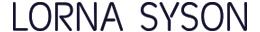 Lorna Syson logo