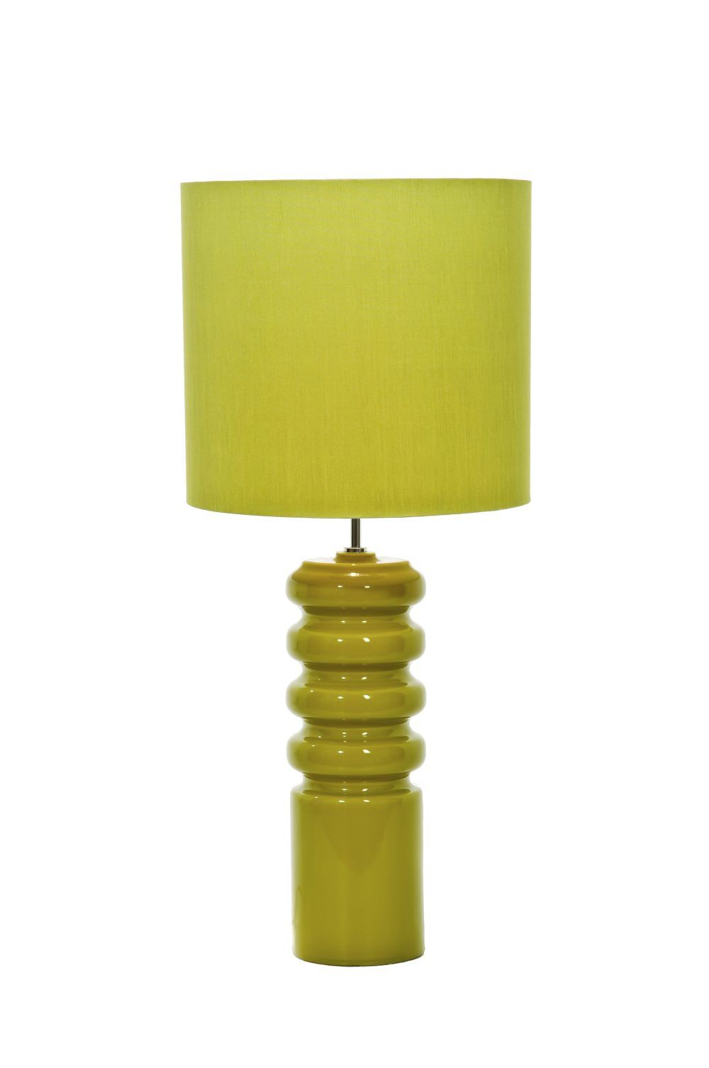 contour lime table lamp by brewers home brewers home. Black Bedroom Furniture Sets. Home Design Ideas