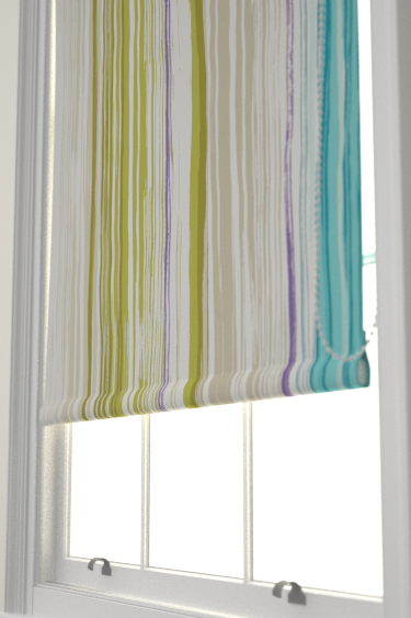 Zing Marine Acid Grape Roller Blinds By Scion Brewers Home