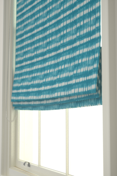 Kali Turquoise Jasmine Roller Blinds By Scion Brewers Home