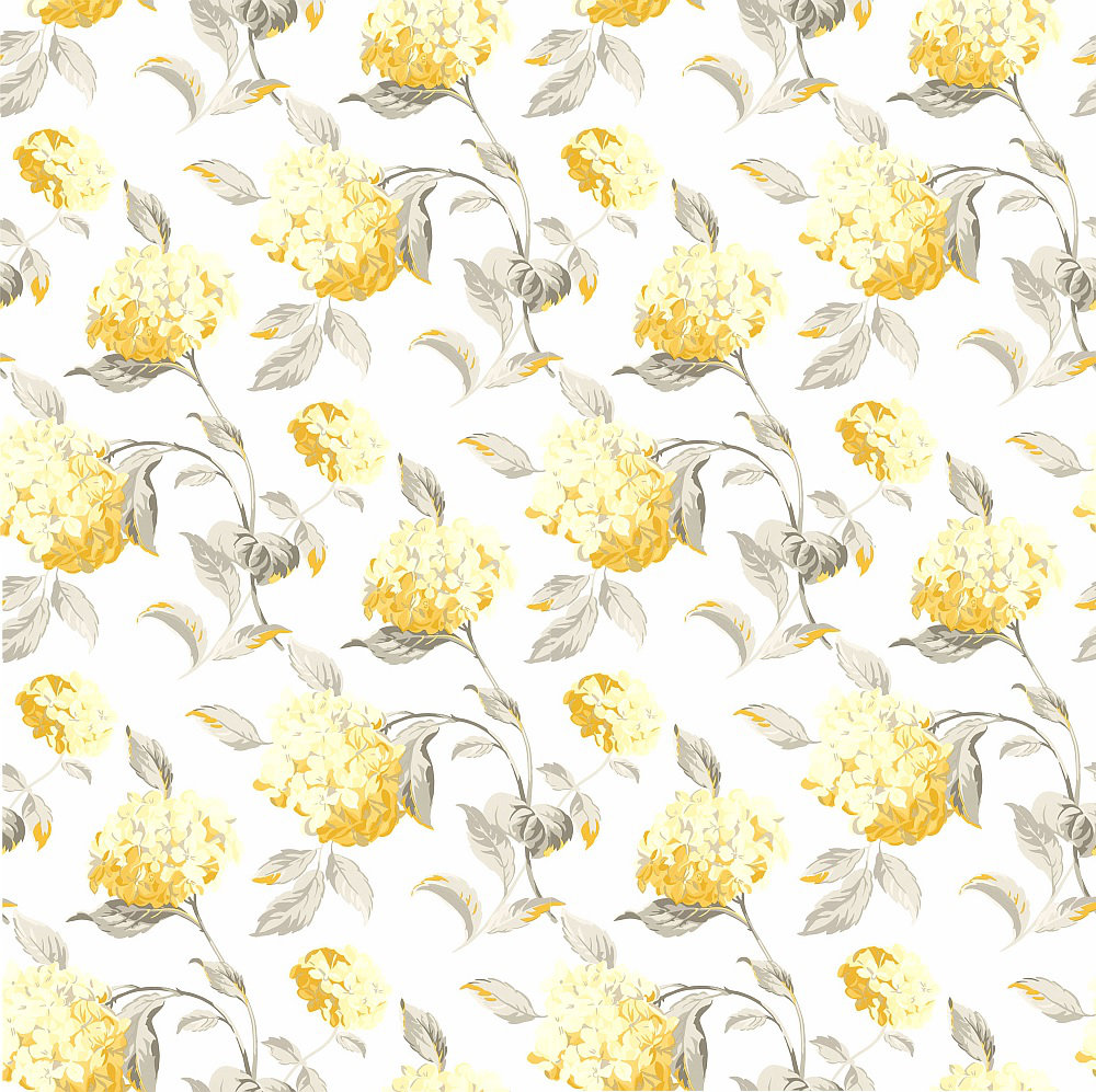 Hydrangea Camomile By Laura Ashley Wallpaper Brewers Home