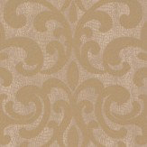 Crocodile Glitter Damask