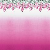 Trailing Rose Panel