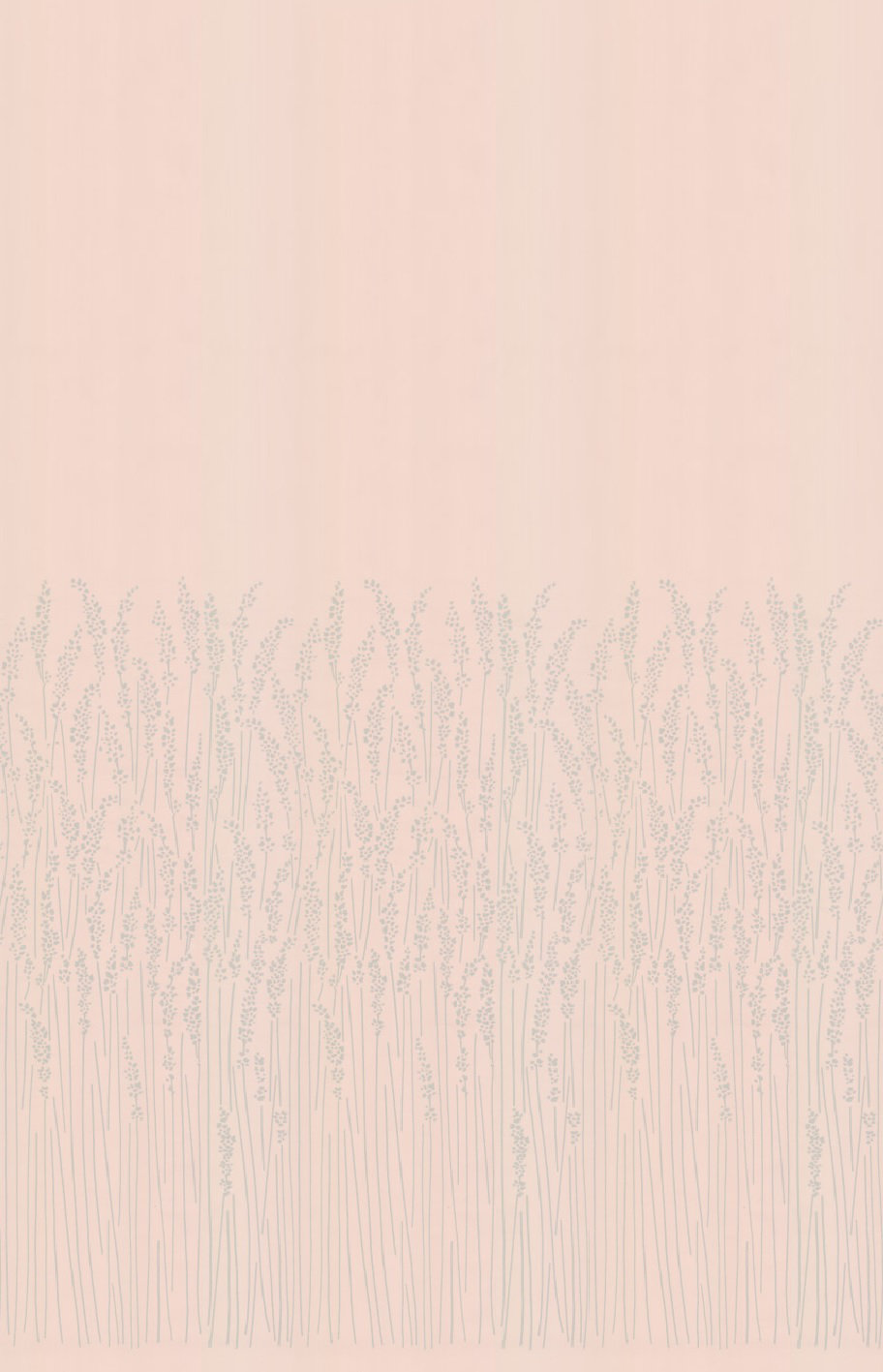 Feather Grass Pink By Farrow Ball Wallpaper Brewers Home