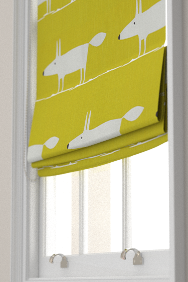 Mr Fox Kiwi Roman Blinds By Scion Brewers Home
