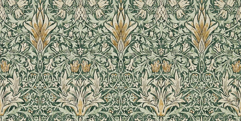 Snakeshead Forest Thyme By Morris Wallpaper 216427