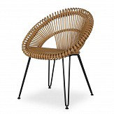 Curly Dining Chair