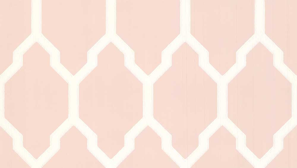 Tessella Pink By Farrow Ball Wallpaper Brewers Home